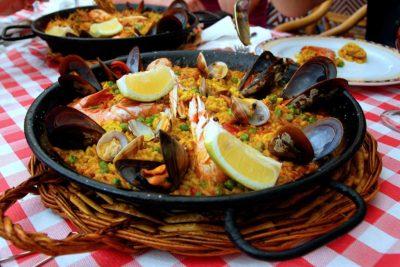Restaurants en food in Ciudad Quesada en omstreken. Villa Salvador Costa Blanca