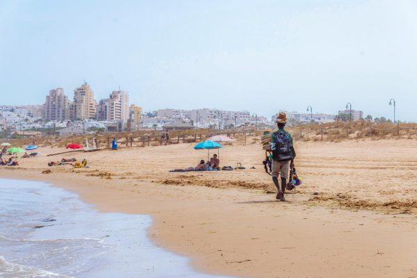 La Mata beach is een van de meest mooie stranden in de omgeving. Favoriet bij de locals.