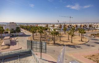 Work in progress - Villa Salvador in Ciudad Quesada bij Alicante aan Costa Blanca wordt steeds mooier